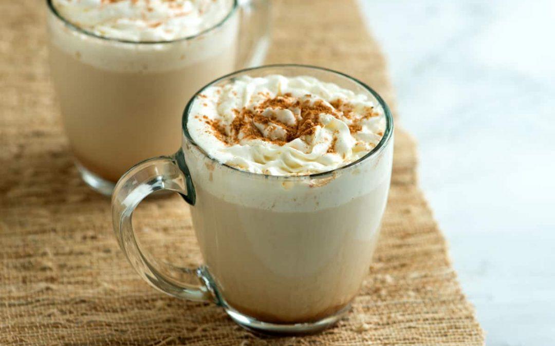 SeenSEO Pumpkin Spice Latte Recipe